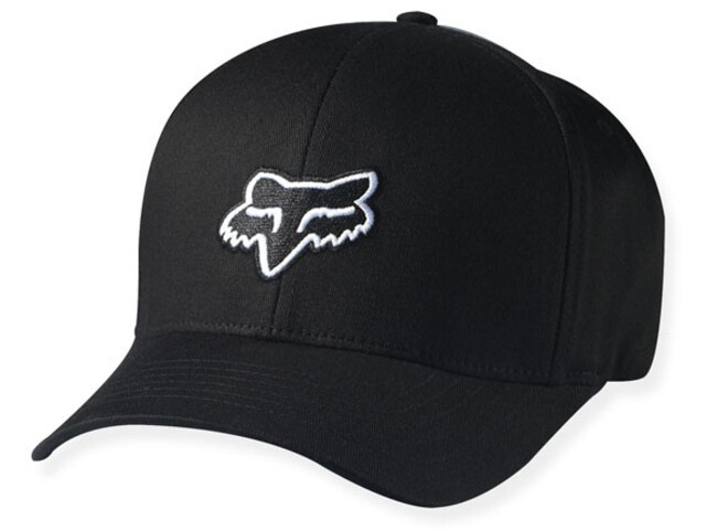 Fox Legacy Flexfit Cap Kinder black